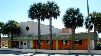 University of Florida College of Dentistry St Petersburg.