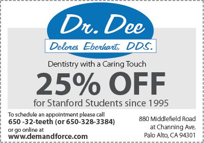 Results 1 - 30 of 2407  2407 listings of Dentists in Palo Alto on YP.com. Find reviews  Earl L II DDS.   744 Middlefield Rd, Palo Alto, CA 94301 (650) 322-8572