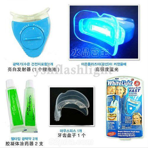 However, the most effective teeth whitening treatment will happen in the dentist's   office. Again, they have several different techniques that they can use from