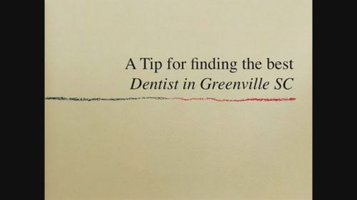 Dr. Thomas+ and his wife, Kim, moved to Greenville in 2006 but have been long   time residents  Dr. Thomas was voted best dentist in Greenwood, SC in 2004.