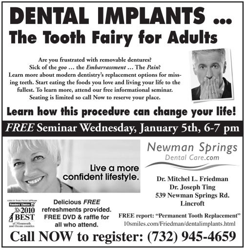 2 May 2012  How much you can expect to pay out of pocket for Dental Implants,  and   Craniofacial Research provides tips for finding low-cost dental care.  I found   that Garden State Dental has 5 offices in NJ and they have this offer: