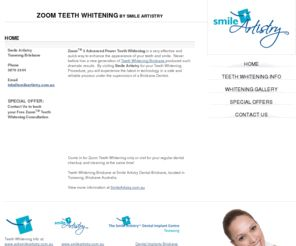 Professional teeth whitening service in north Brisbane. Teeth whitening, how   does it work, will it work for me? Excellence in cosmetic dentistry, dental implants