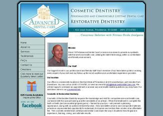 DENTISTS.COM - Providence dentists directory, dental information and   resources.  Providence, RI 02903. Phone: (401) 861-5600  Providence, RI   02906
