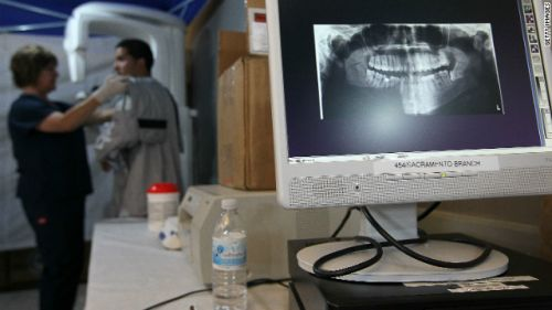 X-ray License Replacement Request This application applies only to dentists' X-  ray