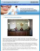 West Jordan Sedation Dentistry with David B Powell DDS PC - Phone (888)    West Jordan Sedation Dentist in the Sandy, Holladay, Sugarhouse and Draper   UT