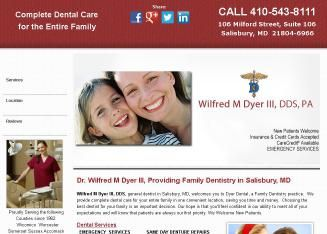 At Burkett and Burkett Dental we provide complete high quality Cosmetic and   General  Dental, a warm, friendly dental office nestled in beautiful Salisbury,   Maryland.  a commitment to patient education, and top-notch clinical skills can   make.