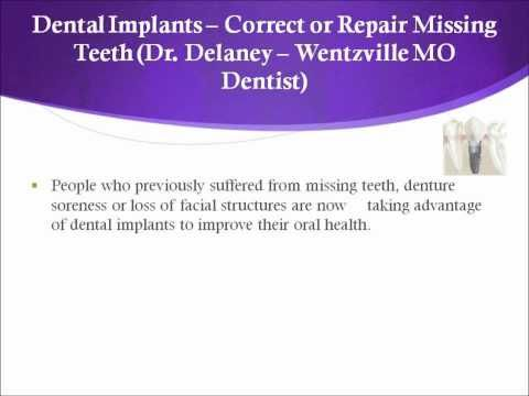 St. Louis, Mo Dentist Dr. Pete Spalitto of West County Dental is proud to offer the   All-on-4 (Teeth in a Day)  fewer implants required, the cost is lowered.