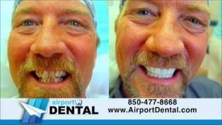 Information on Airport Dental The New Home Of DR G in Pensacola. (850) 477-  8668. Address, phone number, map, driving directions, hours of operation,