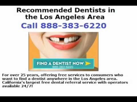You can put in all your info there to find a reputable dentist in your area. Or you   can ask your doctor which dentist he or she goes to. They would