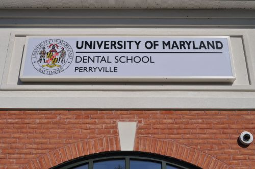 The University of Maryland School of Dentistry clinic in College Park has been honored for providing vital dental services to the Prince George's County