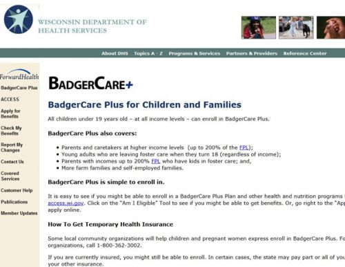 13 May 2009  Few dentists in Wisconsin are accepting patients insured by BadgerCare Plus,   and children in particular are affected, the Milwaukee Journal