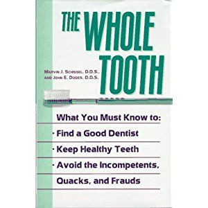 24 Jul 2002  Stephen Barrett, M.D.. Robert S. Baratz, M.D., D.D.S., Ph.D.  Good dentists take   a personal interest in patients and their health.  Before embarking on treatment,   get a clear understanding at your own level of what is to be